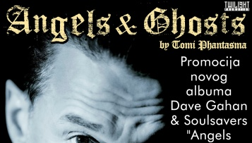 "Dave Gahan & Soulsavers objavili trailer za album ""Angels & Ghosts""! 23.10. promocija CD-a u Jabuci!"