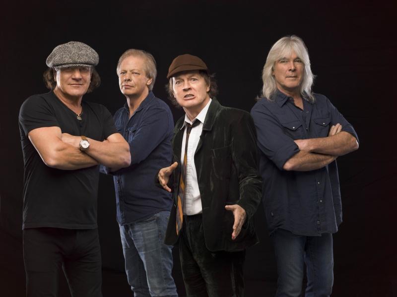 AC/DC na europskoj turneji!