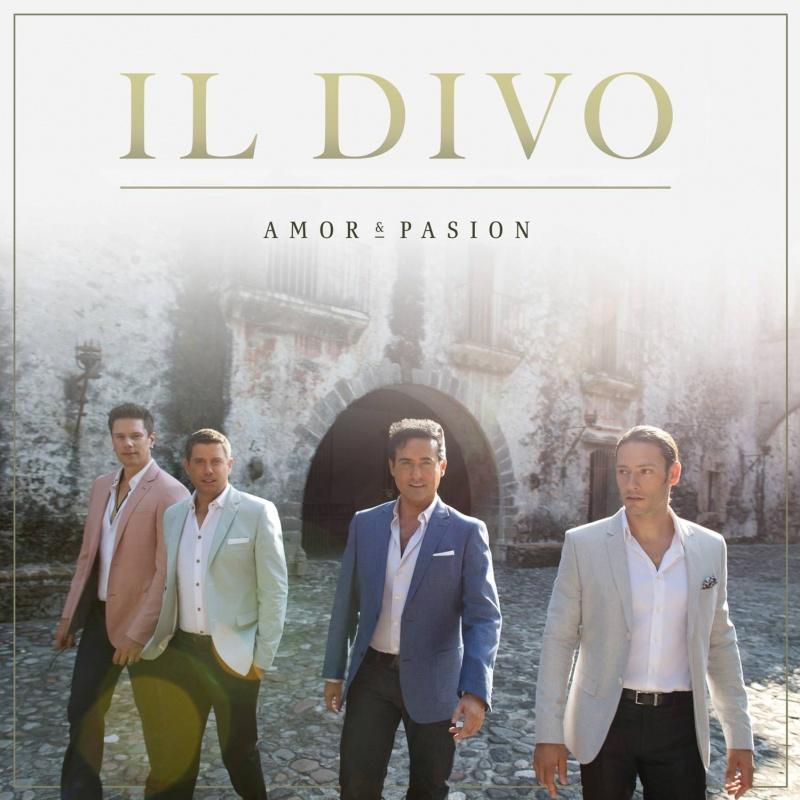 """U prodaji novi album: Il Divo """"Amor & Pasion"""""""