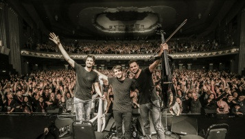 2CELLOS rasprodali londonski Apollo!