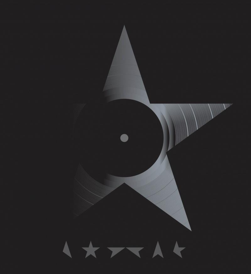 "U prodaji i ""Blackstar"" na ploči!"