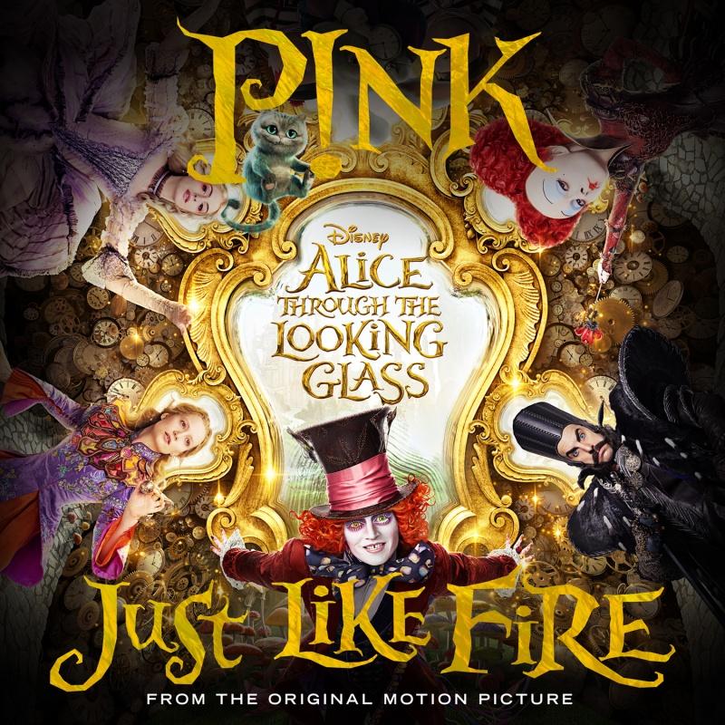 """P!nk objavila """"Just Like Fire"""",prvi singl nakon tri godine!"""