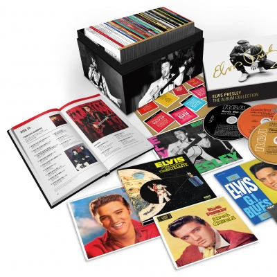 Elvis Presley - The Album Collection