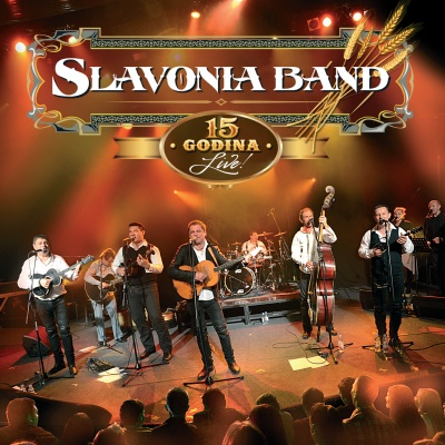 Slavonia band - live