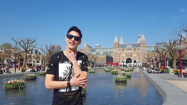 ENDI novi spot snimio u Amsterdamu!