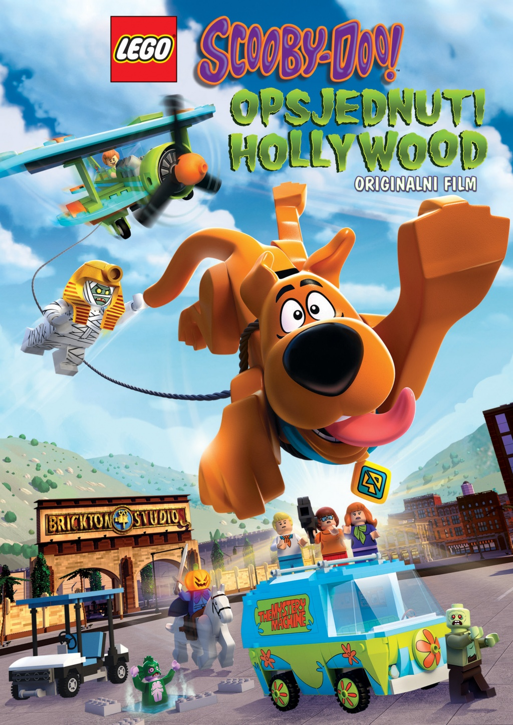 LEGO Scooby Doo: Opsjednuti Hollywood