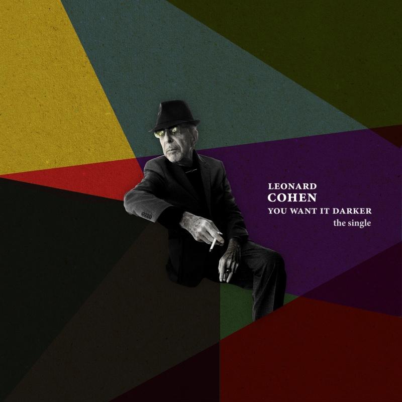 "Leonard Cohen slavi 82. rođendan i objavio novi singl ""You Want It Darker"""