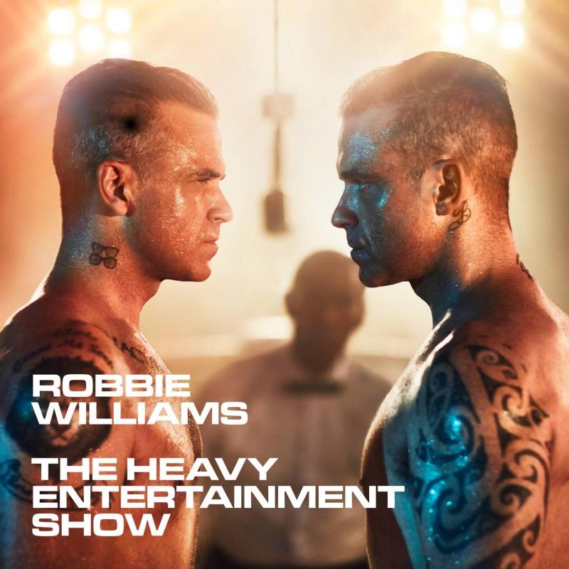Robbie Williams objavio teaser za novi singl!