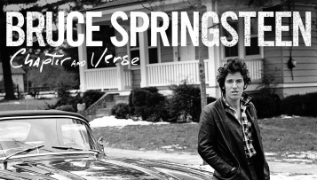 "Bruce Springsteen ""Born To Run"" i ""Chapter And Verse""! 27. rujna Vinyl!"