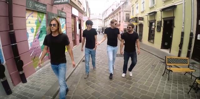 """Široke ulice u finalu Rockoffa s pjesmom """"Sve mi je smrt osim plesa"""""""