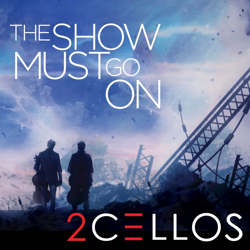 """2CELLOS objavili """"The Show Must Go On"""""""
