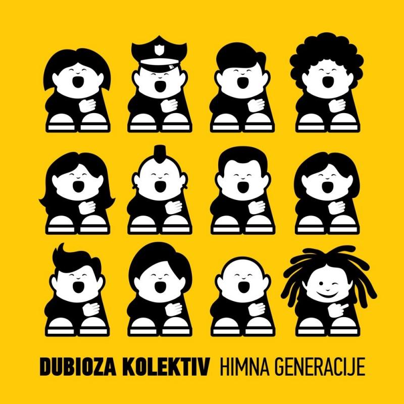 Himna generacije Dubioze kolektiv u samo nekoliko sati postao najgledaniji video u Hrvatskoj i BIH!
