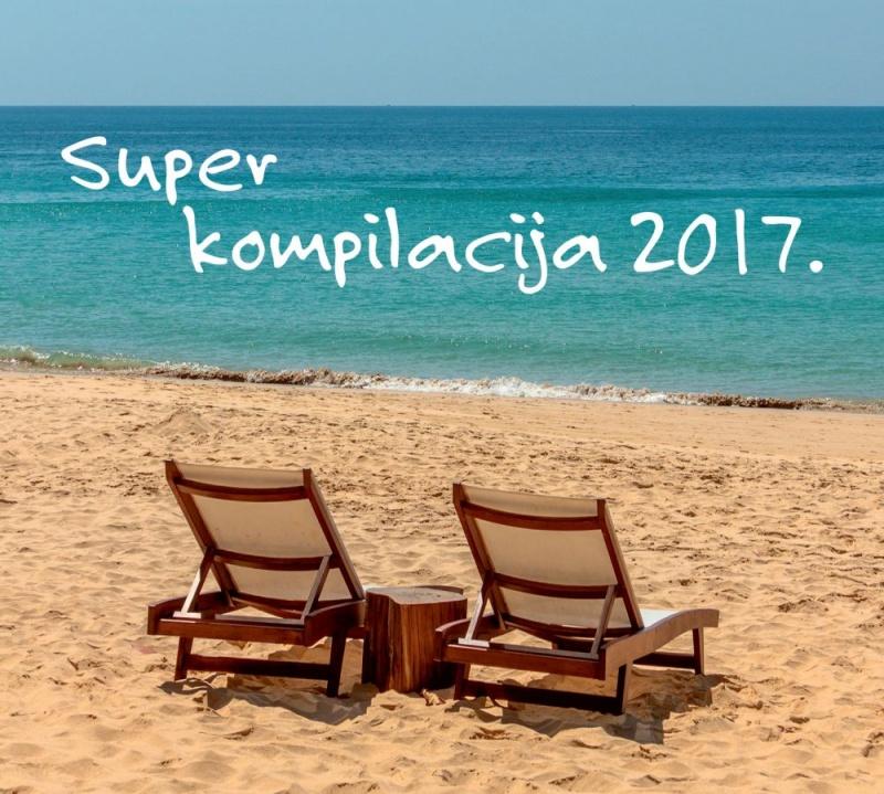 Super kompilacija 2017. u izdanju Menart / Aquariusa - u prodaji!