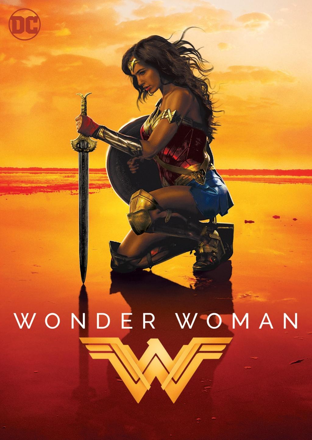 Wonder Woman - Wonder Woman (2017) - Menart