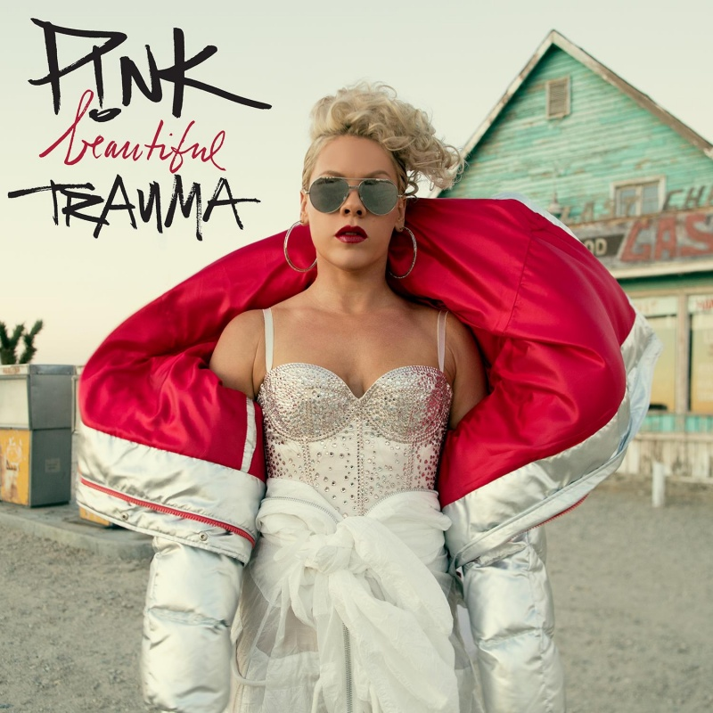 "P!nk objavila ""Beautiful Trauma"" - novi spot i album!"