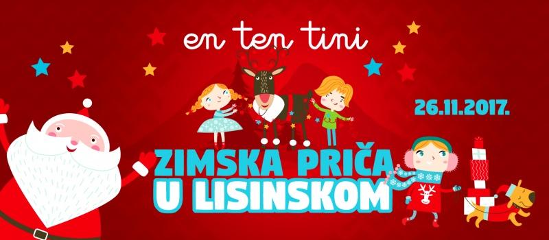 """EN TEN TINI – ZIMSKA PRIČA U LISINSKOM"" 26.11."