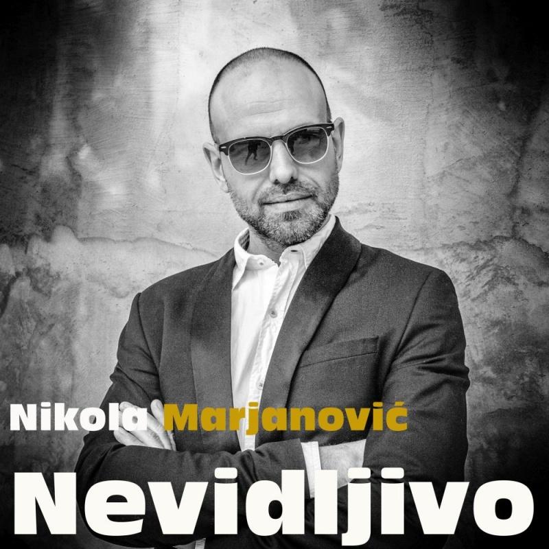 """""""Nevidljivo"""" – novi singl Nikole Marjanovića"""