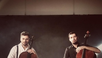 "2CELLOS ""Cinema Paradiso"""