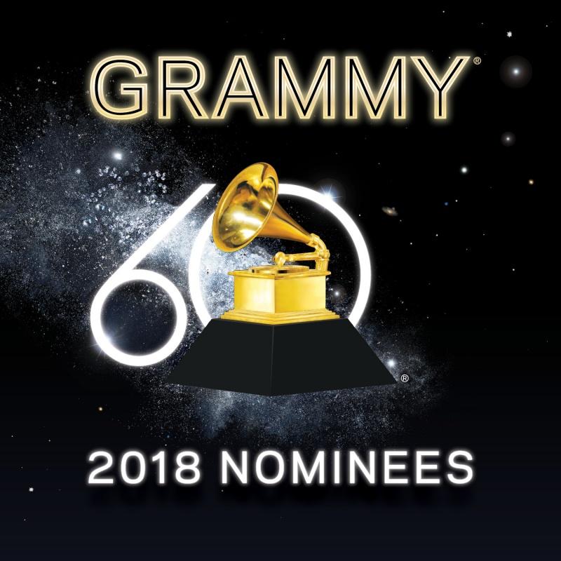 """Pripremite se za Grammy uz CD """"2018 Grammy Nominees"""""""