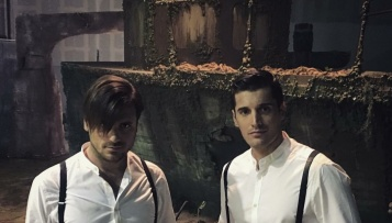 "2CELLOS objavili novi spot ""My Heart Will Go On"""