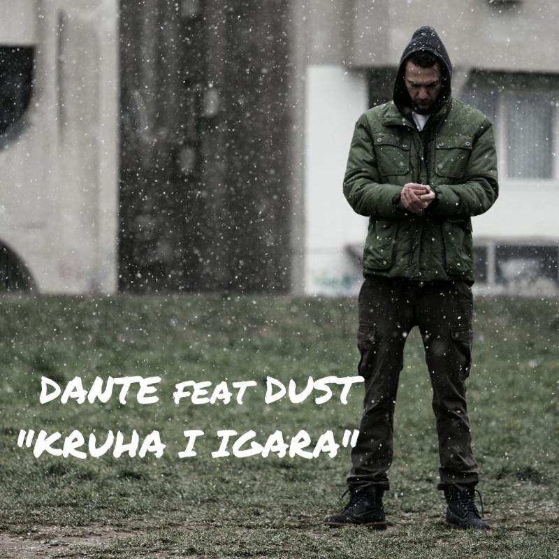 """Iločki reper Dante predstavlja pjesmu """"Kruha i igara"""" kao treći singl s istoimenog debi albuma"""