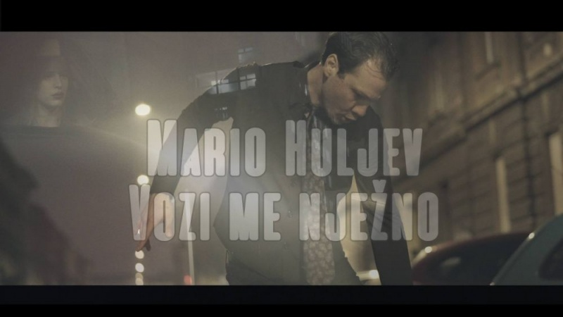 "Mario Huljev predstavlja spot za pjesmu ""Vozi me nježno"""