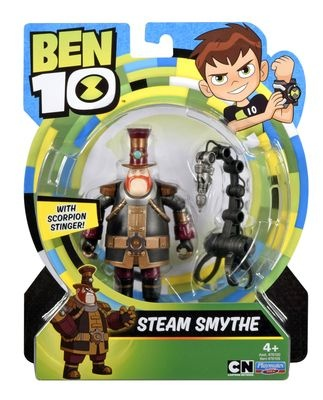 Ben 10 - Steam Smythe