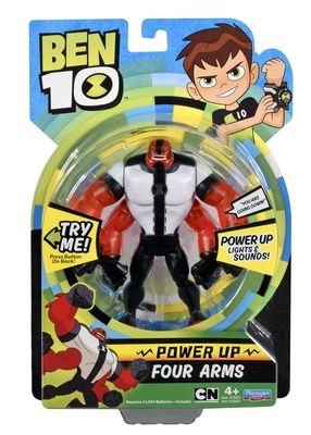 Ben 10 - Four Arms Power Up delux