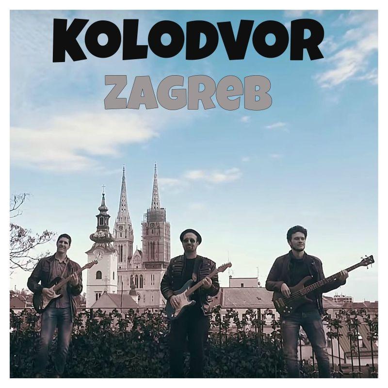 Kolodvor ima novu pjesmu posvećenu gradu Zagrebu