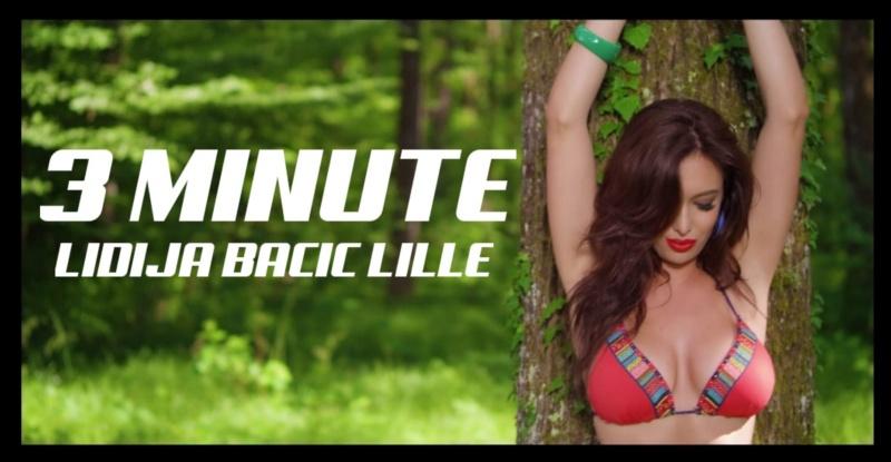 """Lidija Bačić donosi """"3 minute"""" čistog seksipila! Uživajte u novoj pjesmi i spotu!"""