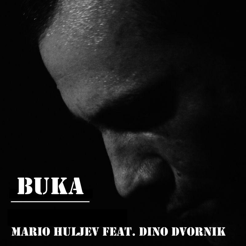 """Mario Huljev feat. Dino Dvornik """"Buka"""" """"Užitak je, ali i velika odgovornost pjevati pjesmu Dina Dvornika"""""""