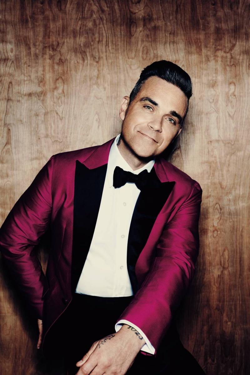 Robbie Williams na otvorenju Svjetskog nogometnog prvenstva!