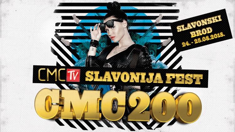 Pravila igre, grupa Fluentes i Divlji Dječak nastupili na CMC200 Festivalu u Slavonskom Brodu