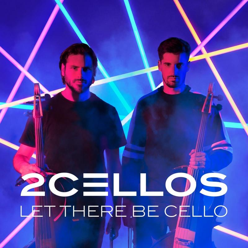 """2CELLOS 19. listopada objavljuju novi album """"Let There Be Cello"""""""