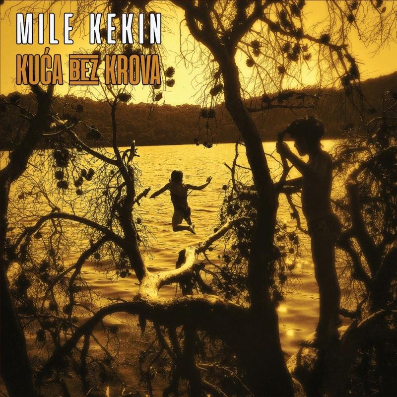 """Novi album Mile Kekina """"Kuća bez krova"""" prednarudžbe od danas do 14. 10. na Menartovom webshopu!"""