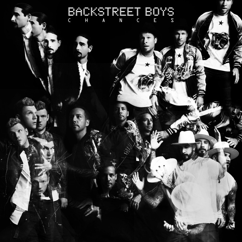 "Novi spot Backstreet boysa ""Chances""! Novi album stiže 25. 1. 2019."