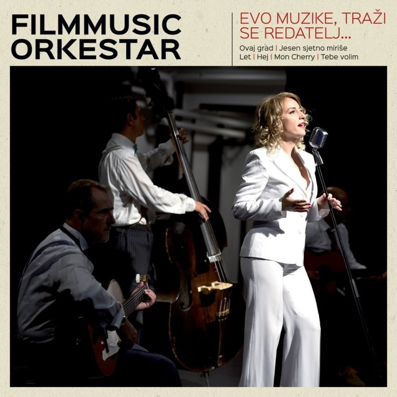 FilmMusicOrkestar predstavlja album prvijenac