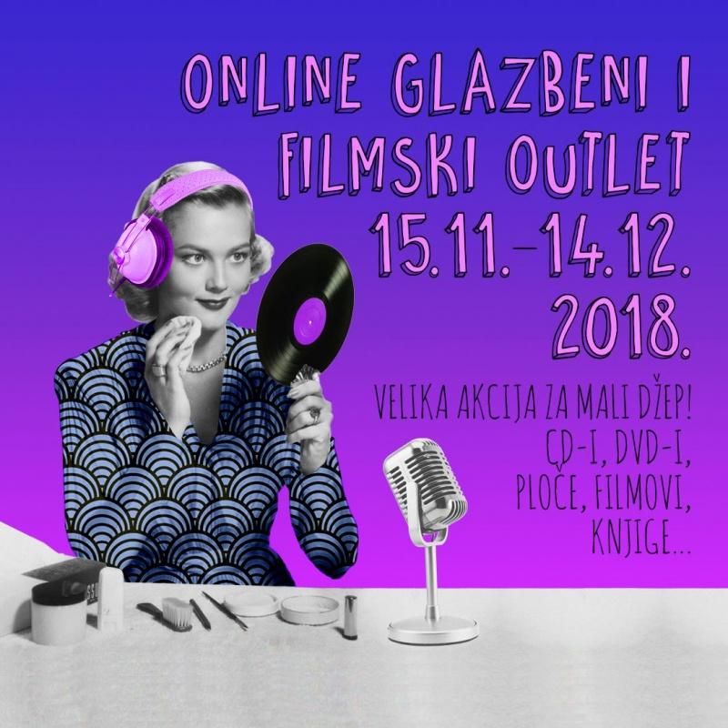 Online glazbeni i filmski Outlet