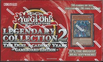 Legendary Collection 2 Game Board Edition