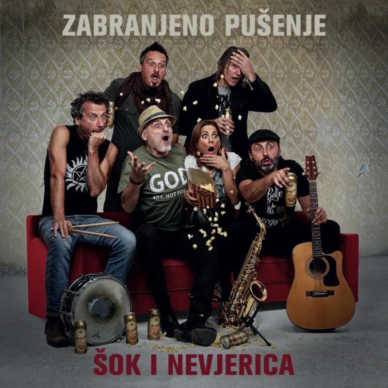 ZABRANJENO PUŠENJE - koncertna promocija novog albuma!