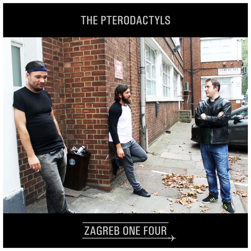"The Pterodactyls ""Zagreb One Four"""