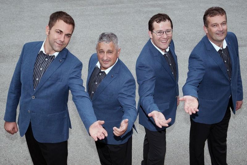 "Kvartet Gubec predstavlja spot za pjesmu ""Dej naj""!"
