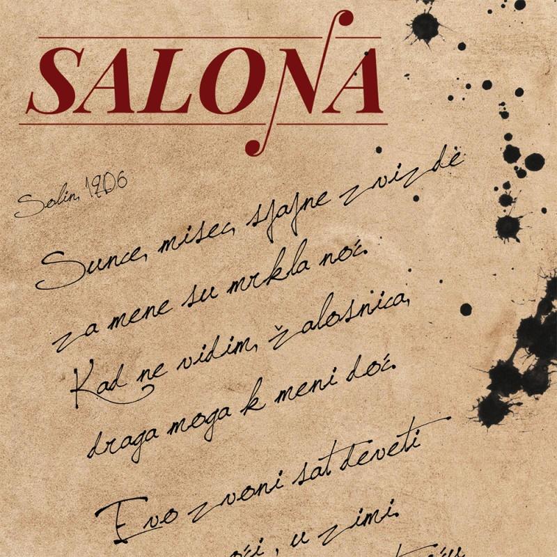 """Ženska vokalna skupina KUD SALONA predstavlja svoj prvi studijski album """"Sunce, misec, sjajne zvizde""""!"""