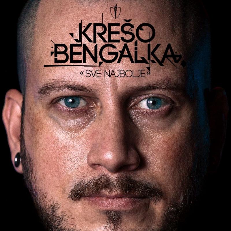 """Novi album Kreše Bengalke """"Sve najbolje"""" od danas dostupan na Deezeru, a od petka 28.6. u fizičkoj prodaji!"""