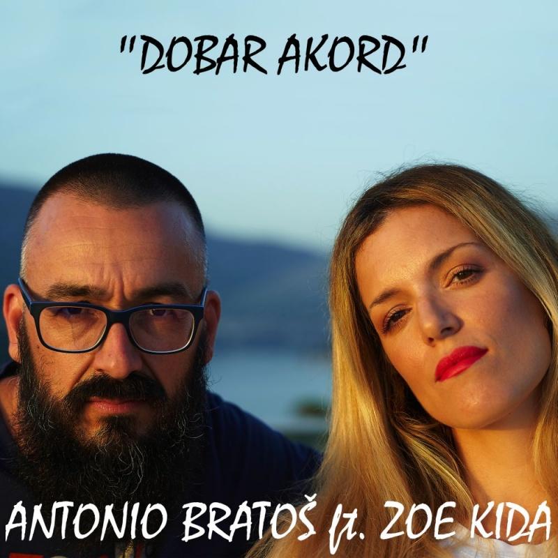 Antonio Bratoš i Zoe Kida u novom, sexy ljetnom singlu!
