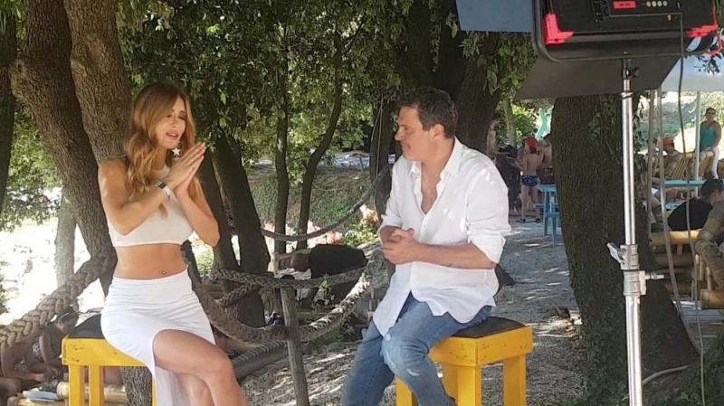 """Lidija Bačić Lille i Alen Vitasović u emotivnom duetu pod nazivom """"Kad mi dođeš""""!"""
