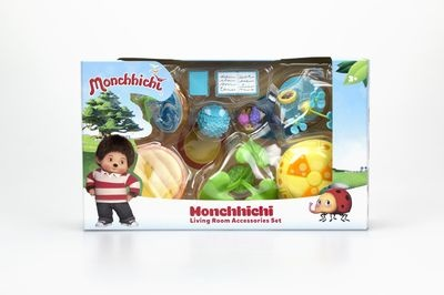 Monchhichi Living Room Accessories Set