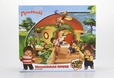 Monchhichi House Playset