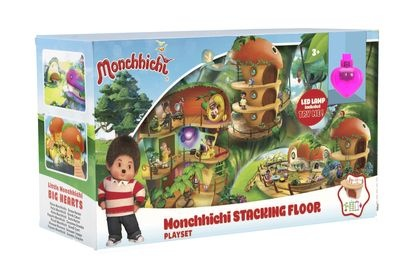 Stacking Floor Playset