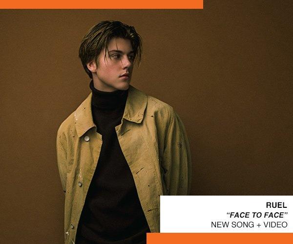 """RUEL objavio neobičan spot za pjesmu """"Face To Face""""! EP stiže u rujnu!"""